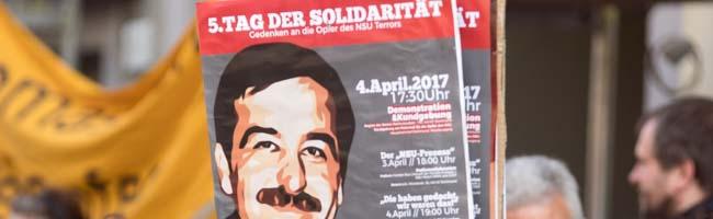"""Würdevolles Gedenken: """"5. Tag der Solidarität"""" erinnert in Dortmund an die Opfer des NSU-Terrors"""