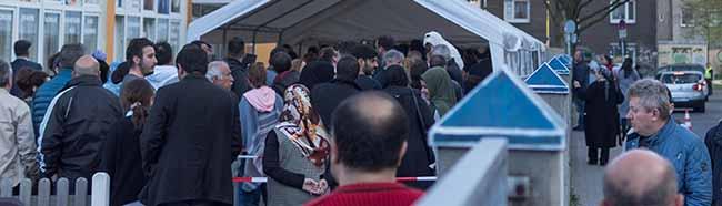 Bereits 30.000 TürkInnen haben in der Nordstadt gewählt – Zwischenfall könnte künftige Nutzung als Wahllokal verhindern