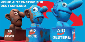 AfD - Ausstellung