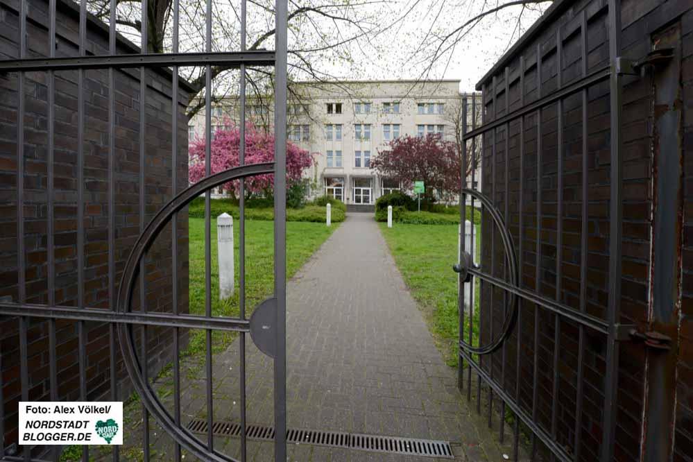 Sehr repräsentativ war das Verwaltungsgebäude der CEAG. Auch die Produktionsstätten entstanden in der Nordstadt.