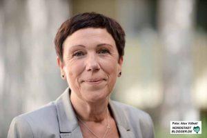 Martina Würker, Chefin der Agentur für Arbeit in Dortmund. Foto: Alex Völkel