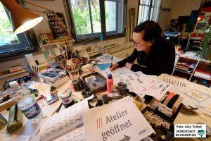 Die Ateliers im Depot machen bei der Extraschicht mit. Foto: Alex Völkel