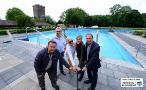 Der Revierpark Wischlingen ist neuer Betreiber. Der Freundeskreis Hoeschpark freut sich auf die Eröffnung.