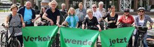 "Die Grünen kritisieren, dass Dortmund erneut nicht an der Aktion ""Stadtradeln"" teilnimmt."