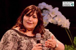 Die linke Dortmunder Lokalpolitikerin und Flüchtlingsaktivistin Fatma Karacakurtoglu gab kräftig Contra.