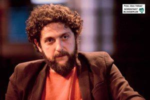 Prof. Dr. Aladin El-Mafaalani - Organisator und Moderator der kontroversen Veranstaltungsreihe.