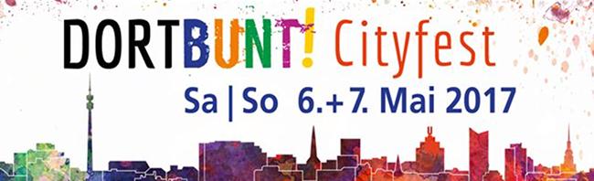 Impressionen vom gut besuchten Stadtfest in der Dortmunder City – Das twittert die Online-Welt von #DORTBUNT
