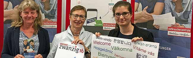 Probleme online und offline: Fast 22 000 DortmunderInnen suchten Ratund Hilfe bei der Verbraucherzentrale