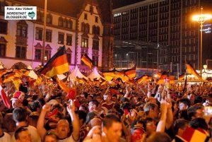 Dortmund konnte als WM-Austragungsort glänzen. Ob auch bei der EURO, ist offen.