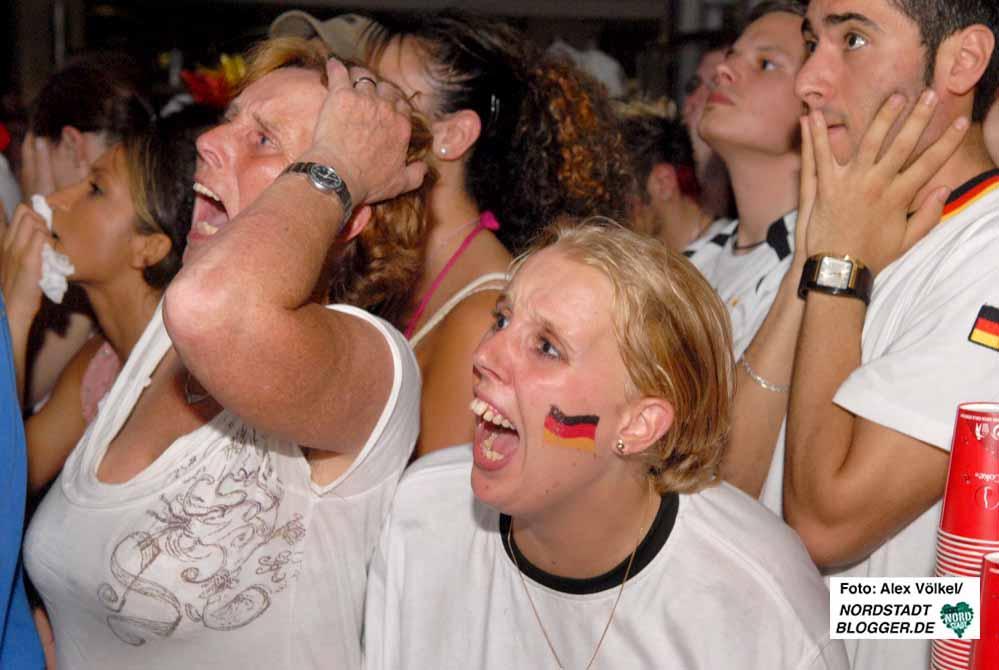 Nervenzerreißend war das WM-Halbfinale 2006 in Dortmund.