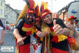 Die Fanfeste in Dortmund - vor allem bei den spielen in Dortmund - waren rauschend.