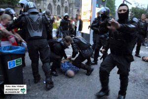 2006 drehte sich das Sicherheitskonzept vor allem um Hooligans - jetzt um Terrorismus.