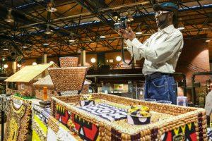 Das Afro-Ruhr-Festivalmit dem Afrika-Markt findet vom 30. Juni bis 2. Juli statt.