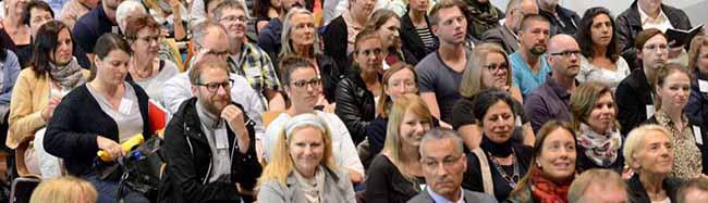 """Fünftes Forum für Flüchtlinge in Dortmund: """"Geflüchtete als Teil der Stadtgesellschaft"""" als Schwerpunkt"""