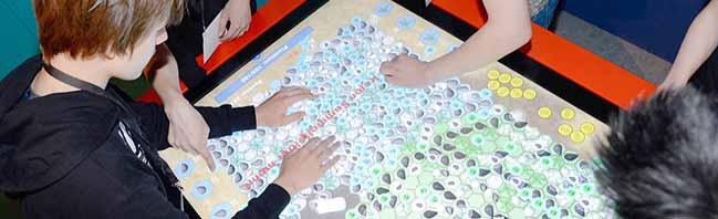 Das Kindermuseum Mondo Mio präsentiert in Dortmund ein innovatives Raumspiel zu Meeren und Ozeanen