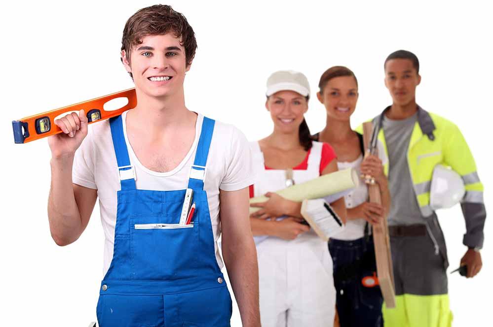 Eine Berufsausbildung ist der Einstieg in ein erfolgreiches Berufsleben. Foto: