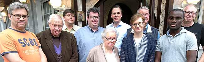 Generationen-Wechsel bei der Nordstadt-CDU: Gerda Horitzky gibt den Vorsitz an Marcus Bäckerling ab