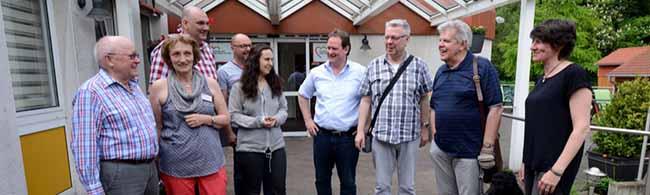 Diskriminierungsfreie Willkommenskultur in der Pflegeals neue Herausforderung bei der AWO in Dortmund