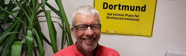 Das Internationale Bildungswerk trauert um Heiko Hamer – Engagement in Erinnerungsarbeit und Antifaschismus