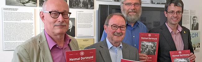 """""""…wenn dein starker Arm es will"""": Die """"Heimat Dortmund"""" informiert über die  Arbeitskämpfe in den Hüttenwerken"""