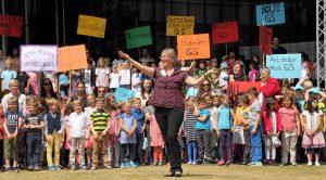 Mit dem Musikschultag wollen die VeranstalterInnen wieder viele Gäste in die Nordstadt locken.