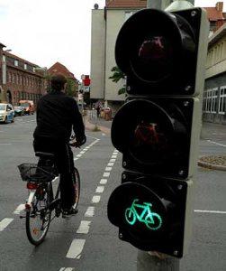 Der Rat soll am 11. Juli grünes Licht für den neuen Radschnellweg geben. Foto: Alex Völkel