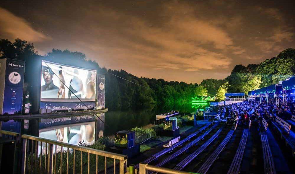 Am 29. Juni geht das Open-Air-Kino im Westfalenpark wieder los. Foto: Timo Przygodda[
