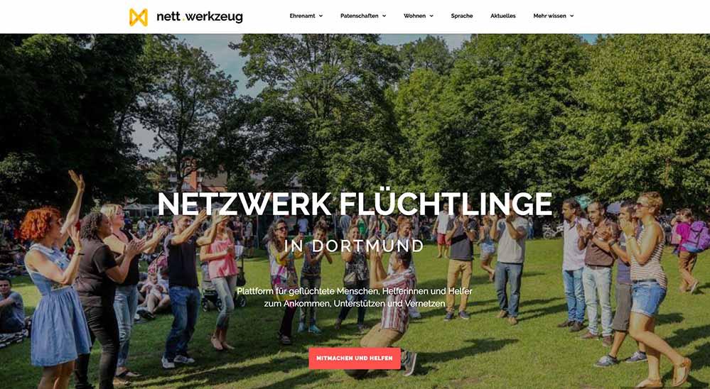 Screenshot Gefluechtete_Dortmund