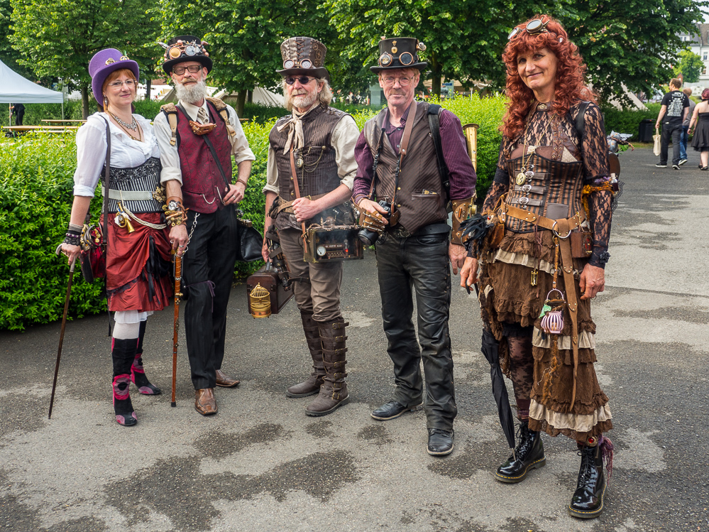 "FOTOSTRECKE: ""Once Upon A Time"" - Steampunk-Festival auf ...