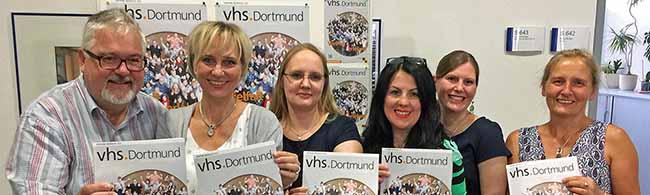 Vielfalt bei der VHS Dortmund erleben: Neues  Programmheft mit 1745 Veranstaltungen für das 2. Halbjahr liegt vor