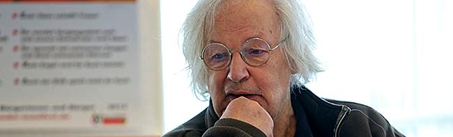 Trauer um den Dortmunder Maler und Schriftsteller Walter Liggesmeyer – langjähriger gesellschaftspolitischer Einsatz