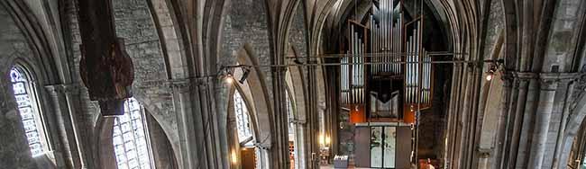 Reinoldikirche Dortmund erhält Spende über 260.000 Euro von der Deutschen Stiftung für Denkmalschutz und WestLotto