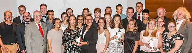 Heinrich-Schmitz-Preis 2017 zeichnet das ehrenamtliche Engagement von jungen Leuten in der Innenstadt-West aus