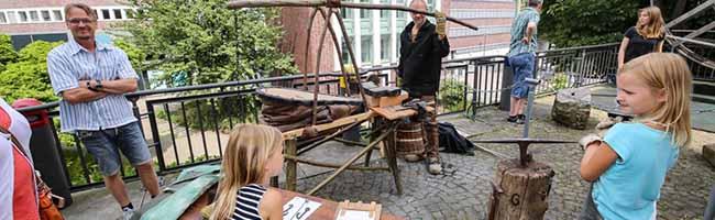 Das Kindermuseum im Adlerturm wird Sonntag neu eröffnet – Jahresfest bietet Programm zum Lernen und Mitmachen