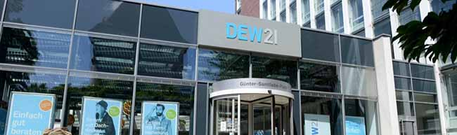 DEW21 schloss das Jahr 2017 mit 58,2 Millionen Euro Gewinn ab –  Innovative Produktbündel sind in Zukunft gefragt
