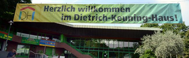 """Volles Programm im DKH Anfang Juli mit der Reihe """"KulturellLeben"""", dem Jugendforum Dortmund und dem Talk"""