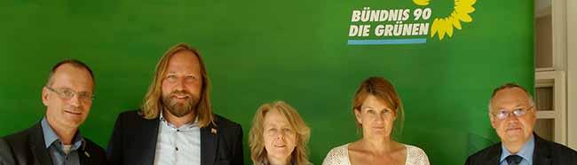 """Thema """"Einbahnstraße Autoverkehr"""": Lebendige Diskussion zur Verkehrswende bei der Grünen-Ratsfraktion in Dortmund"""