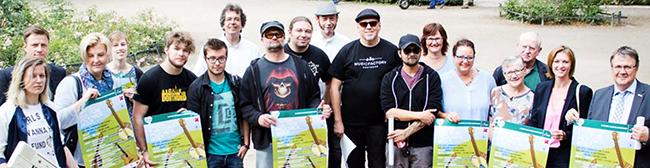 Musik.Kultur.Picknick in der Nordstadt: An sechs Sonntagen spielen 13 Bands auf dem Nordmarkt in Dortmund