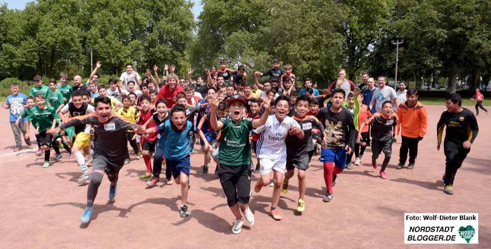 Fast 500 TeilnehmerInnen aus 30 Nationen nehmen an der Liga teil. Fotos: Wolf-Dieter Blank