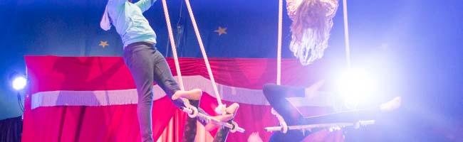 Zirkuswoche am Dietrich-Keuning-Haus begeistert junge TeilnehmerInnen – Dortmunder Kinder lernen Zirkuskünste