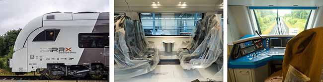 Der neue Rhein-Ruhr-Express ist bereits auf der Schiene – zumindest im Siemens-Testzentrum im Kreis Heinsberg