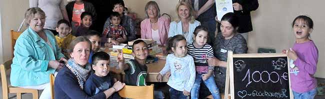 """Das Diakonie-Projekt des Kinderhauses """"Casa Copiilor"""" wird von Town & Country Stiftung ausgezeichnet"""