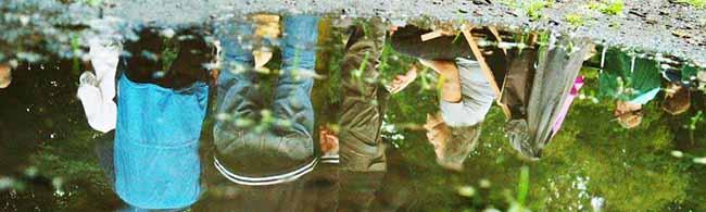 Auftakt der DJ Picknick-Reihe fiel weitgehend ins Wasser