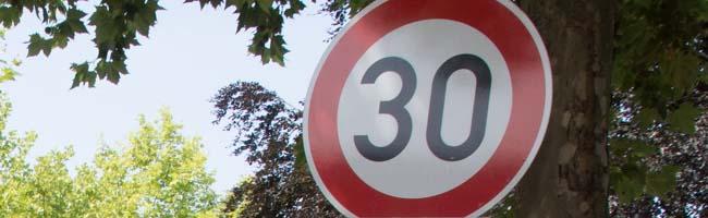 UPDATE: Mehr Schutz vor Straßenlärm – Tempo 30 auf sieben zusätzlichen Straßen in Dortmund geplant