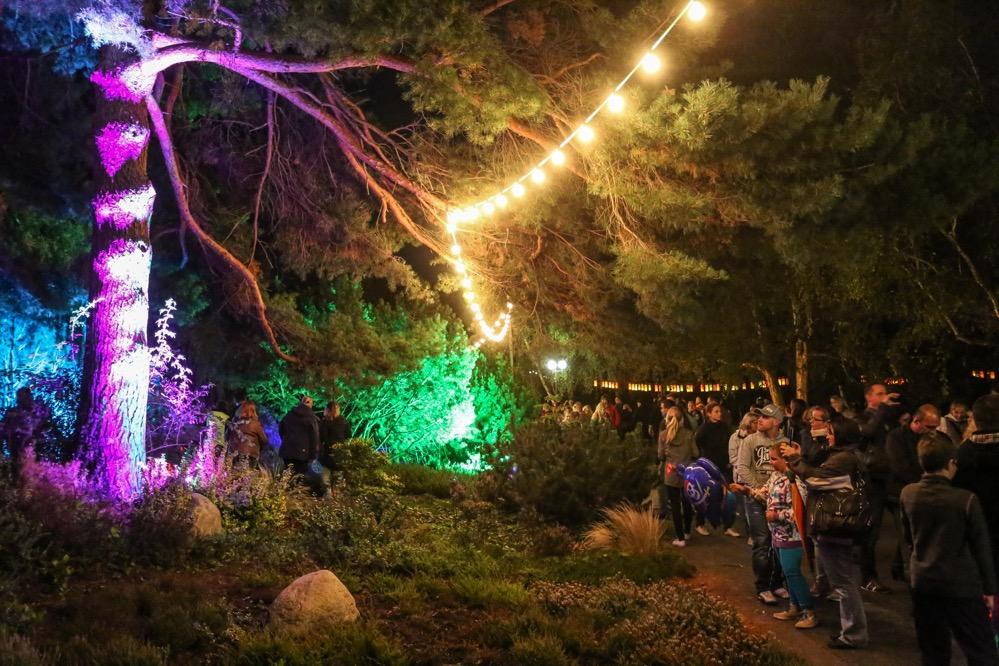 westfalenpark dortmund lichterfest