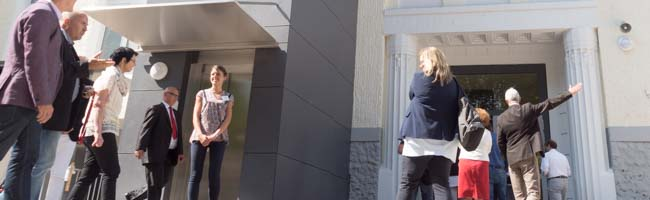 14 Millionen Euro in die Sanierung gesteckt: Anne-Frank-Gesamtschule in der Nordstadt startet in das neue Schuljahr
