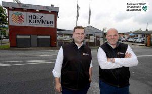 Till und Max Kummer führen das Familienunternehmen in der Nordstadt.