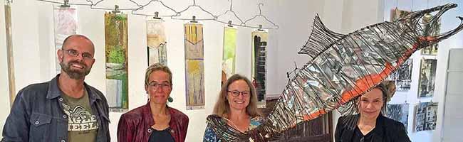 """""""Der Analog"""" in der Nordstadt: Fünf KünstlerInnen aus Dortmund zeigen ihre Arbeiten in """"der Kunstbetrieb"""""""