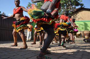 KinderKulturKarawane Sosolya Undugu Dance Academy