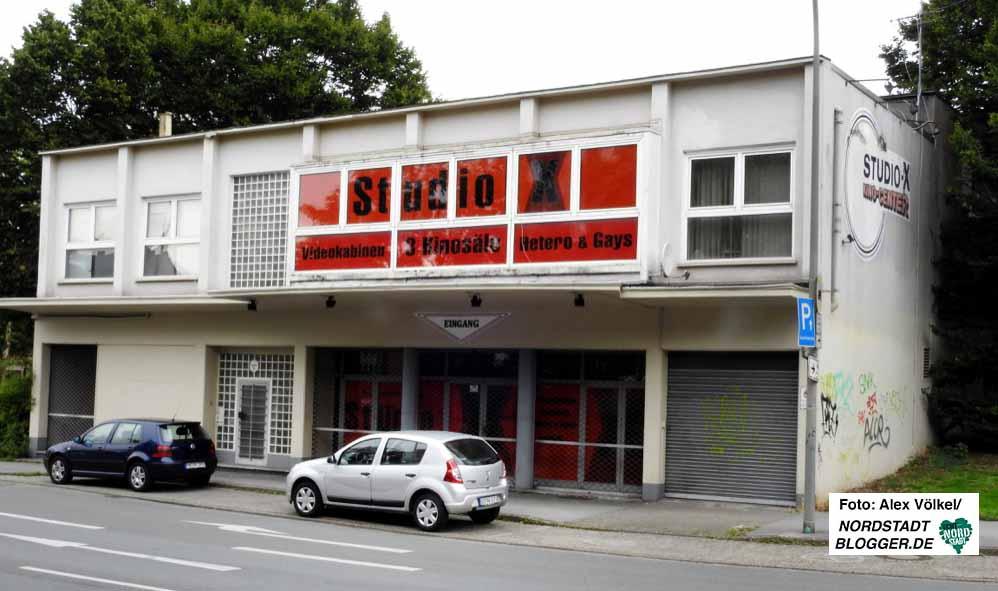 """Das """"Studio X""""war wohl das bekannteste Dortmunder Pornokino. Jetzt ist es geschlossen."""